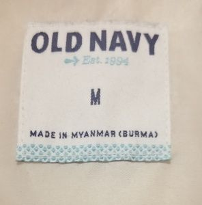 Old Navy Jackets & Coats - Old navy Cream quilted vest